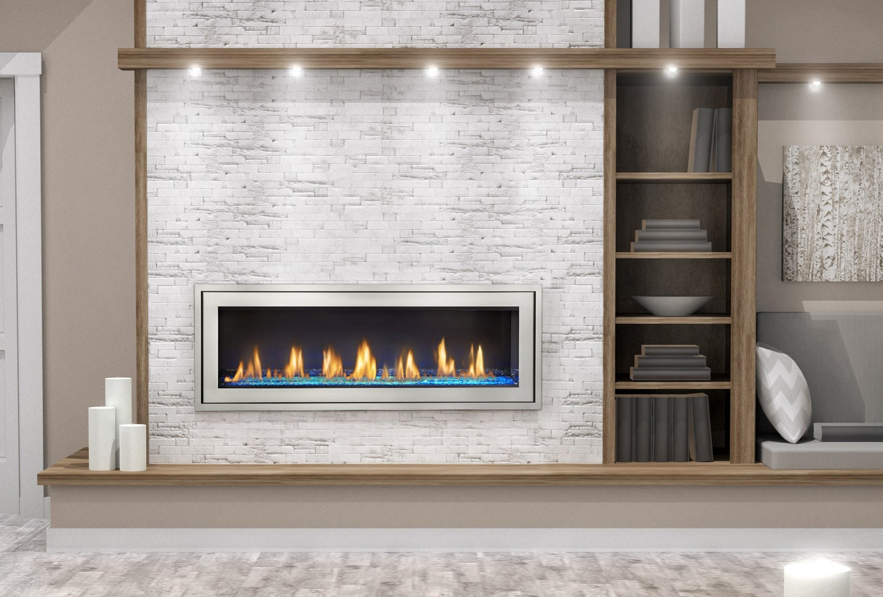 Our Fireplace Line Up Is The Perfect Household Décor For Clean And Modern Living Es As Comfort Specialists We Guarantee Reliable Construction Work